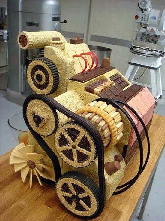 фото, торты авто (5)