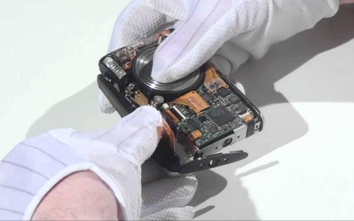 Советы при ремонте фотоаппарата (2)