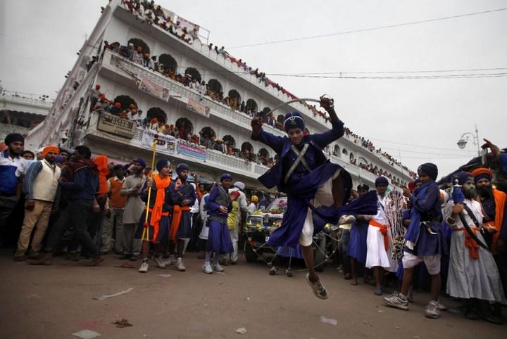 Фестиваль сикхов (7)