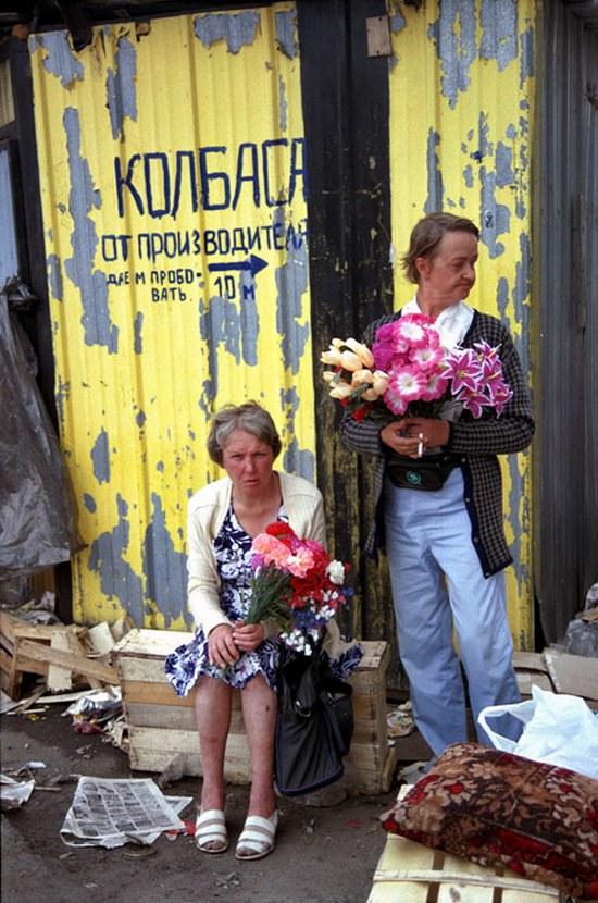 ностальгия, ретро фото, города, люди (4)