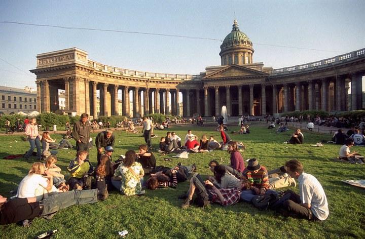 ностальгия, ретро фото, города, люди (7)