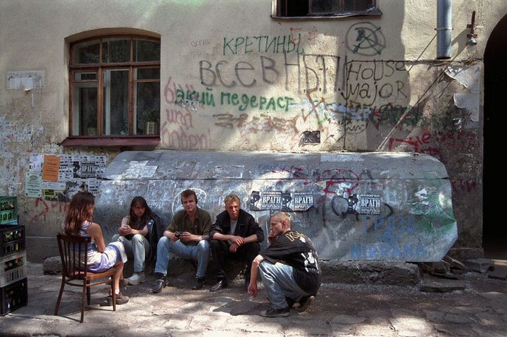 ностальгия, ретро фото, города, люди (9)