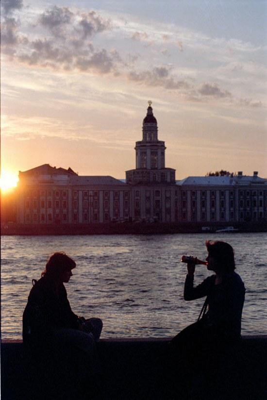 ностальгия, ретро фото, города, люди (10)