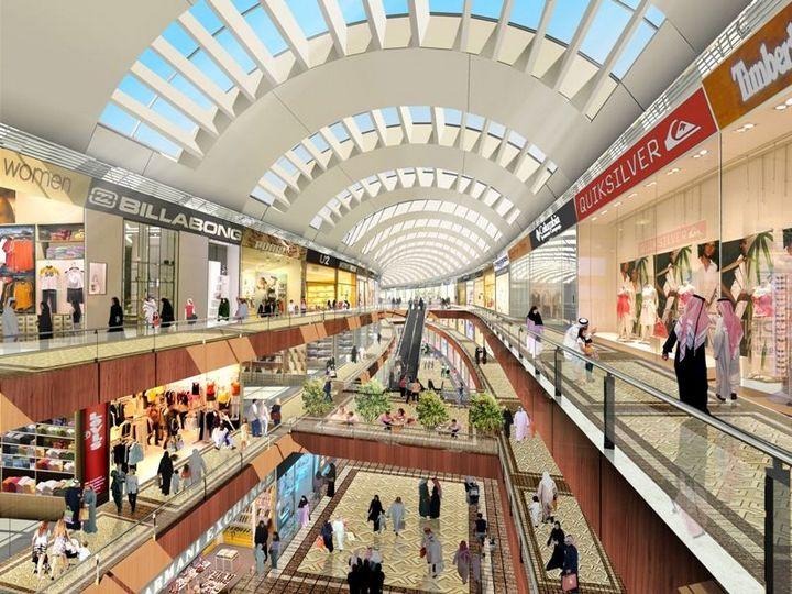 Магазины Дубая: шоппинг с восточным размахом (1)