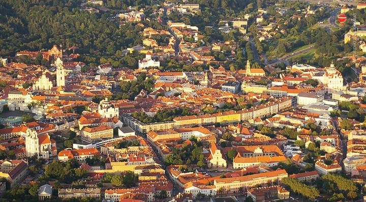 Вильнюс: история города, рассказанная временем (3)
