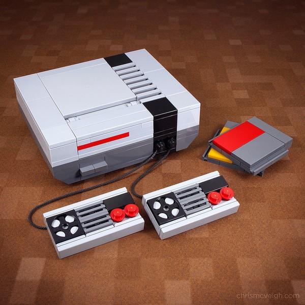 креатив, поделки из Lego (7)