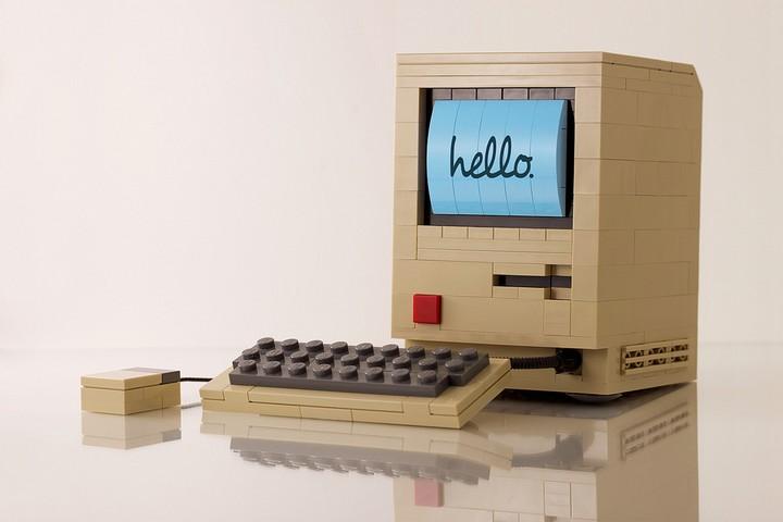 креатив, поделки из Lego (2)