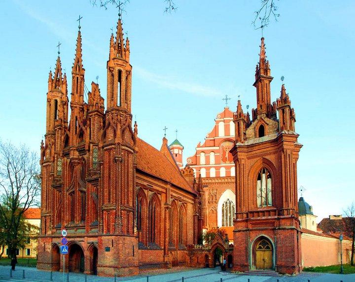 Вильнюс: история города, рассказанная временем (2)