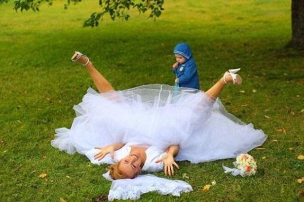 Какие фото не надо делать на свадьбах (2)