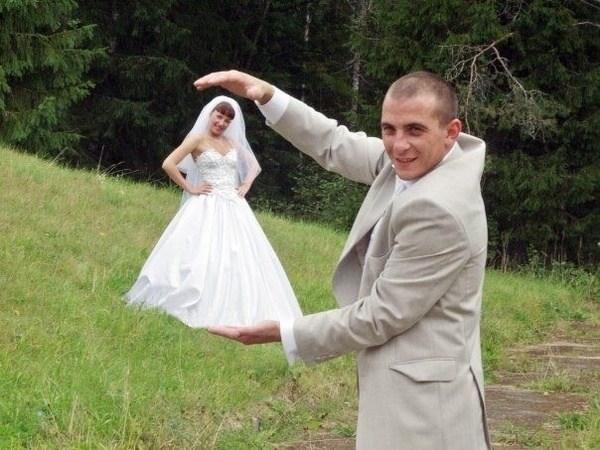 Какие фото не надо делать на свадьбах (3)