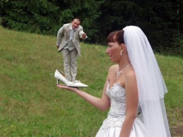 Какие фото не надо делать на свадьбах (4)