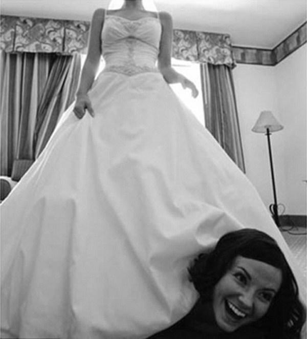 Какие фото не надо делать на свадьбах (12)