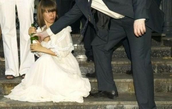 Какие фото не надо делать на свадьбах (14)