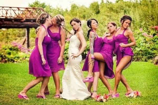 Какие фото не надо делать на свадьбах (15)