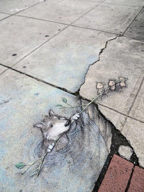 креатив, стрит - арт (11)