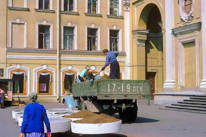 СССР, ностальгия, ретро фото, люди (6)