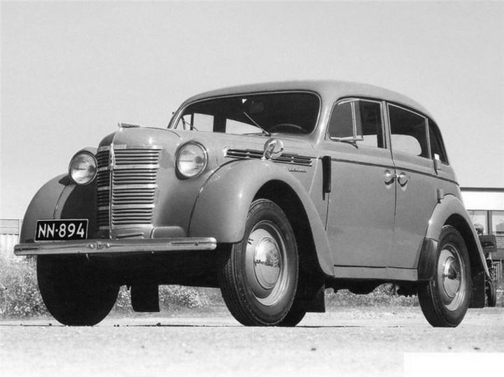 Автомобили СССР. Москвич - 400, (9)