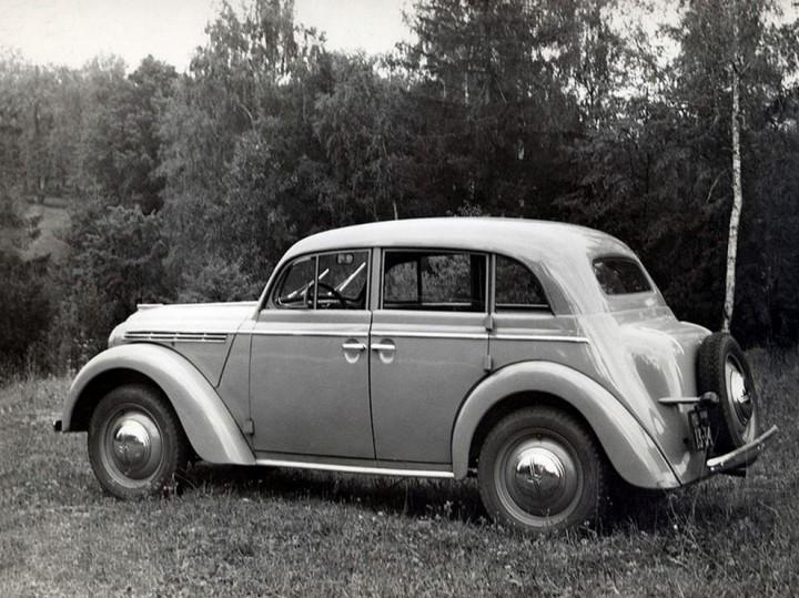 Автомобили СССР. Москвич - 400, (8)
