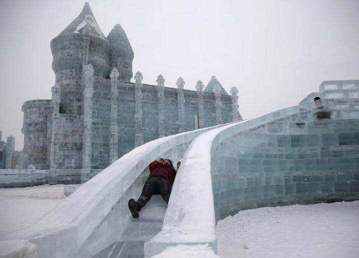 скульптуры из снега и льда (4)