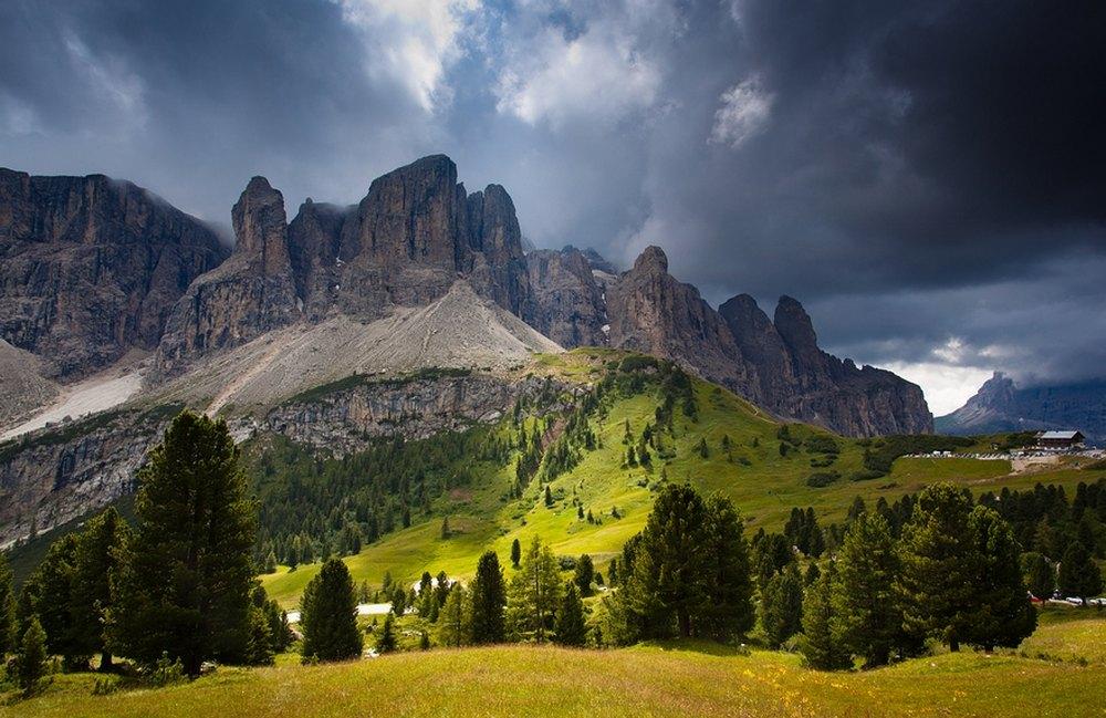 также самые красивые горные пейзажи фото переменчивая натура после