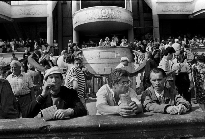 СССР, ностальгия, Москва, ипподром (27)