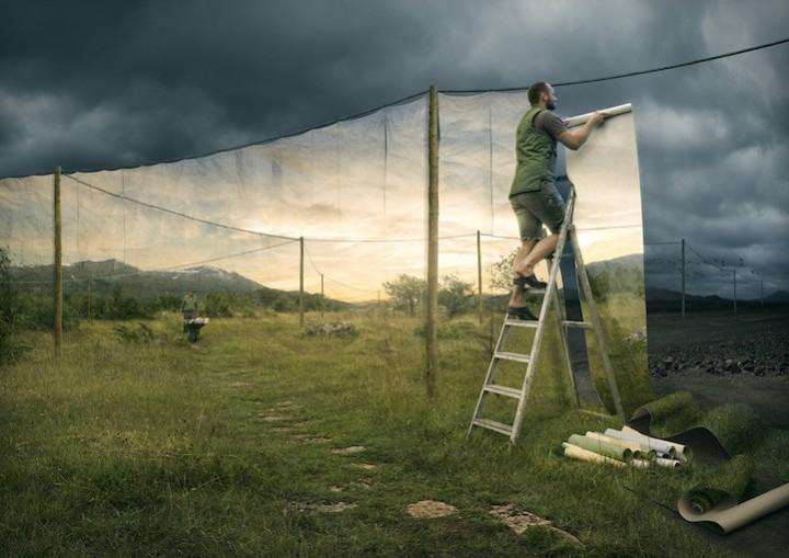 креатив, сюрреалестические фотоманипуляции (1)