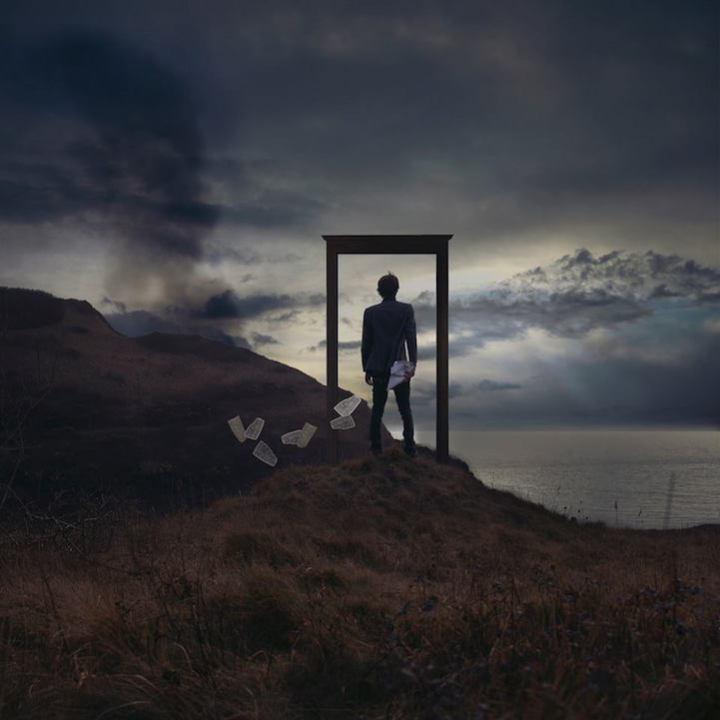 креатив, сюрреалестические фотоманипуляции (14)