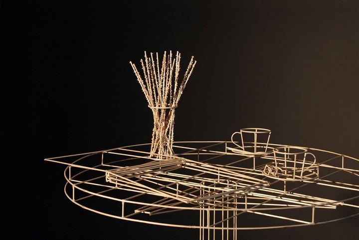 креатив, необычное, скульптуры из дерева (2)