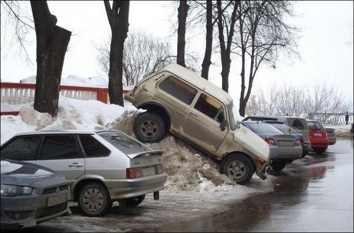 авто, аварии, курьёзы (8)