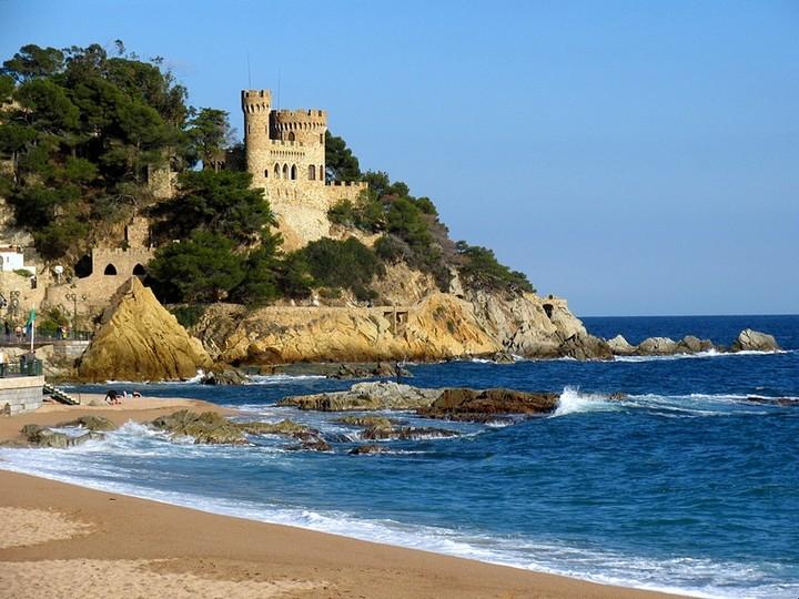 Испанский курорт Ллорет-де-Мар (6)