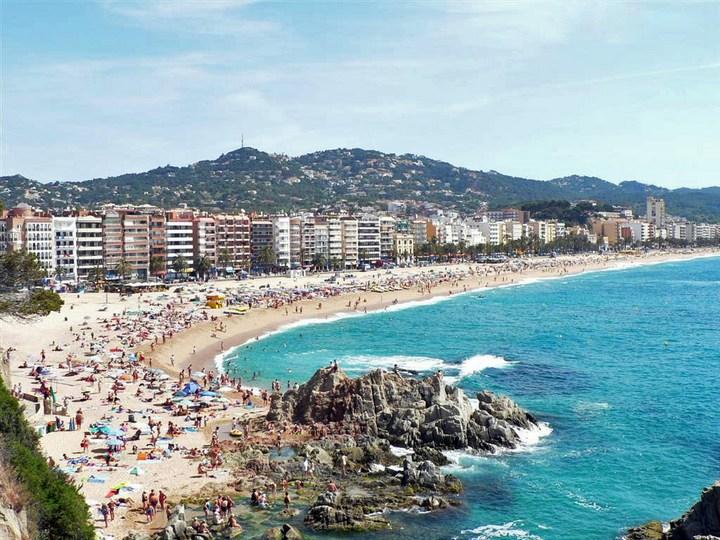Испанский курорт Ллорет-де-Мар (5)