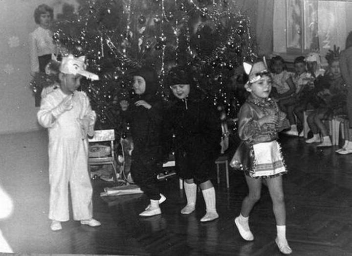 СССР, ностальгия, праздники, Новый Год (4)