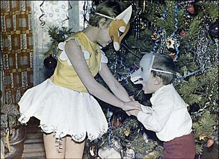 СССР, ностальгия, праздники, Новый Год (11)