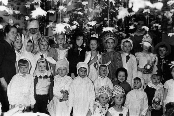 СССР, ностальгия, праздники, Новый Год (6)
