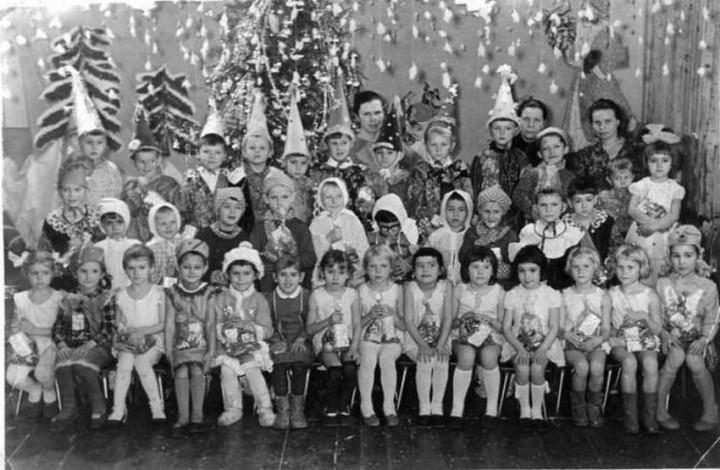 СССР, ностальгия, праздники, Новый Год (5)