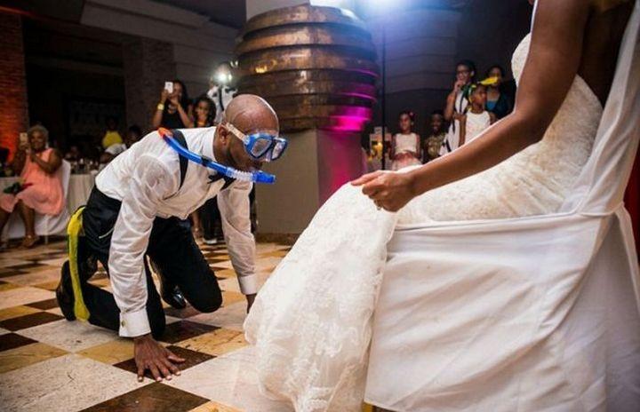 Прикольные фото, свадьбы (14)
