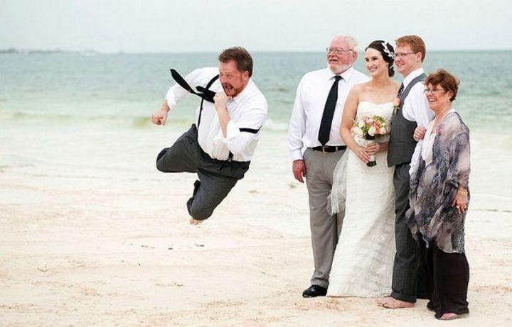 Прикольные фото, свадьбы (13)