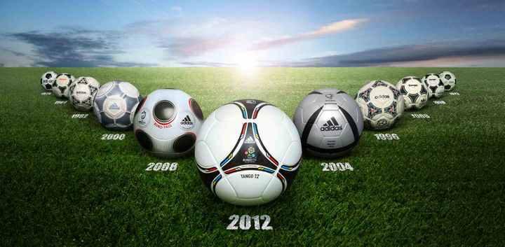Чем интересны футбольные мячи Адидас? (2)