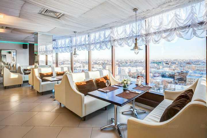 Отличный вид из ресторана «Я люблю… La Panorama» (1)