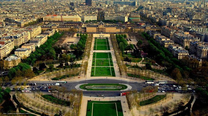 Лучшие смотровые площадки Парижа с захватывающим видом на город (1)