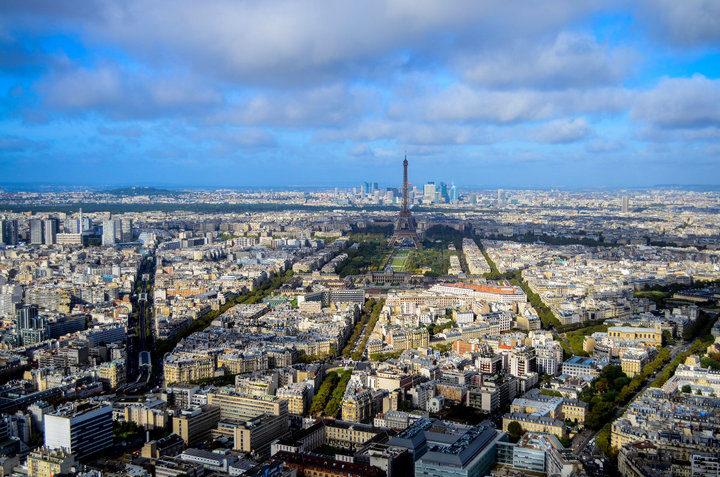 Лучшие смотровые площадки Парижа с захватывающим видом на город (3)