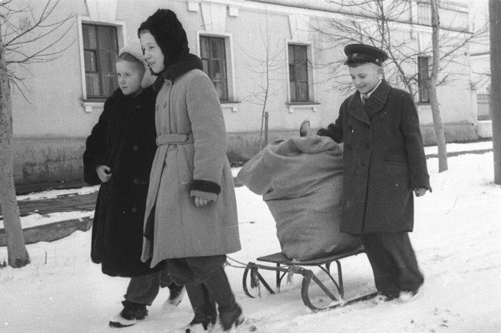 Сбор макулатуры в СССР. Как это было (11)