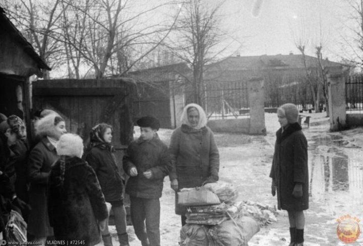 Сбор макулатуры в СССР. Как это было (5)
