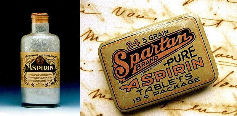 Как появился аспирин